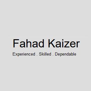 FahadKaizer.com